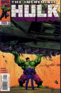 INCREDIBLE HULK (1962 Marvel Comics) #462 NM-