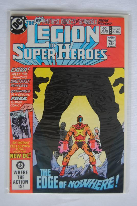 Legion of Super-Heroes 298