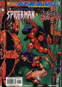 Peter Parker: Spider-Man Annual #1998, NM- (Stock photo)