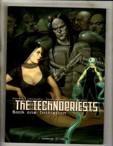 The Technopriests Vol #1: Initiation Humanoids TPB Graphic Novel Comic Book CE4