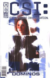 CSI: Crime Scene Investigation—Dominos #5 VF/NM; IDW | save on shipping - detail