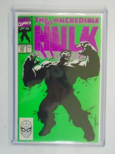 Incredible Hulk #377 8.0 VF (1991 1st Series 1st Printing)