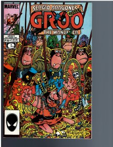 Sergio Aragone's Groo the Wanderer #8 (1985)