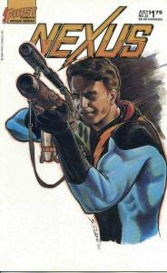 Nexus (1983 series) #22, VF- (Stock photo)