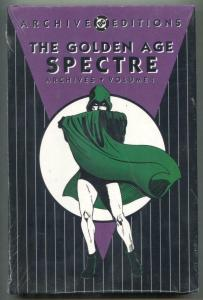 Golden Age Spectre Archive Edition Volume 1- sealed