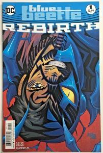 BLUE BEETLE#1 VF/NM 2016 DC COMICS REBIRTH