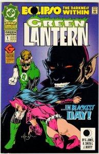 GREEN LANTERN Annual #1 (VF/NM) 1¢ Auction! No Reserve!