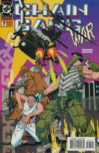 Chain Gang War #7 FN; DC | save on shipping - details inside