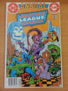 Justice League of America Annual #1 ~ VERY FINE - NEAR MINT NM ~ 1983 DC Comics