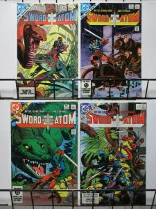 SWORD OF THE ATOM 1-4    Strnad/ Kane