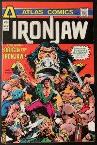 IRON JAW #4