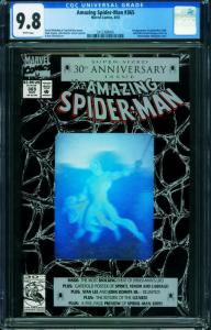 AMAZING SPIDER-MAN #365 CGC 9.8-1st SPIDER-MAN 2099 -2012368005