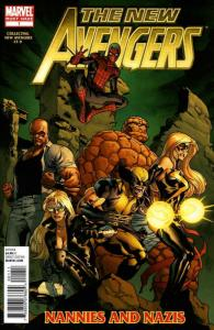 New Avengers: Nannies and Nazis #1 VF/NM; Marvel | save on shipping - details in