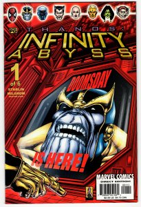 INFINITY ABYSS #1 (9.2) Modern Age DC ID22L