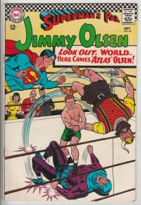 Jimmy Olsen, Superman's Pal  #96 (Sep-66) NM Super-High-Grade Jimmy Olsen