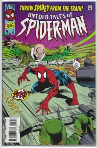 Untold Tales of Spider-Man   # 5 FN/VF Busiek/Olliffe, Vulture