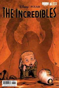Incredibles, The (2nd Series) #6A VF/NM; Boom! | save on shipping - details insi