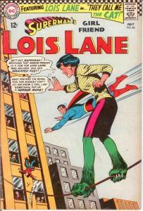 LOIS LANE 66 VG-F  July 1966 COMICS BOOK