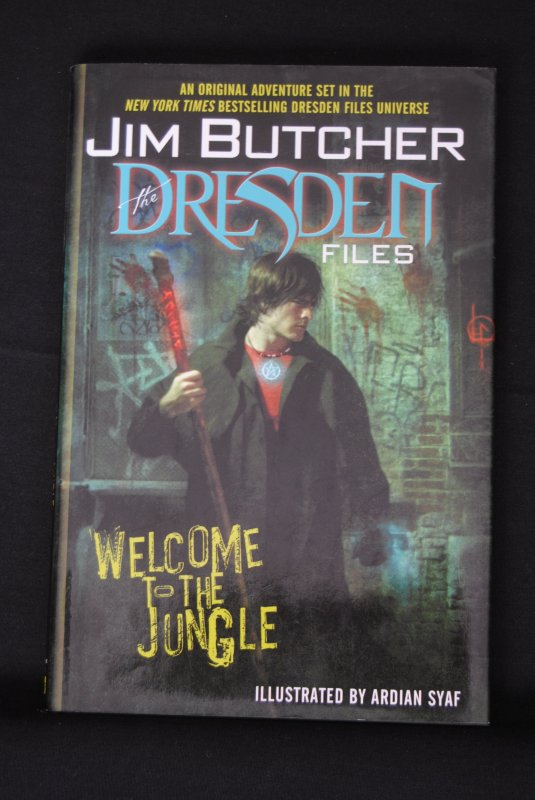 The Dresden Files, Welcome to the Jungle, Hardback