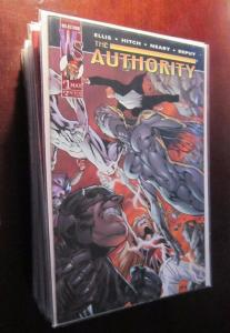 The Authority (1st Series) Run #1-29 - VF - 1999