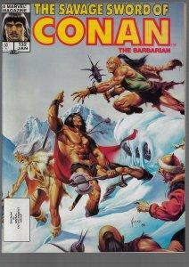 Savage Sword of Conan #132 (Marvel, 1987)
