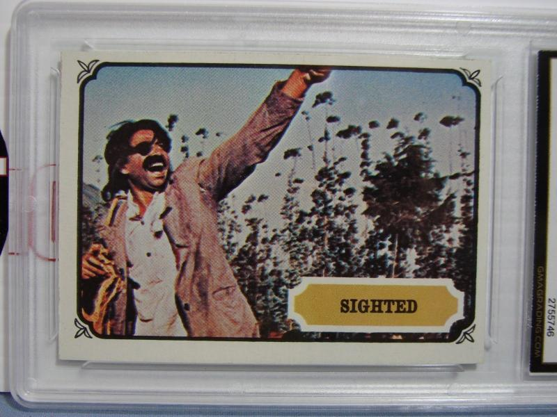 1967 Mysteries Of India Card #39 Sighted Graded NM+ 7.5 Rare Topps MGM!!!