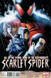 Scarlet Spider (2nd Series) #12 VF/NM; Marvel   save on shipping - details insid