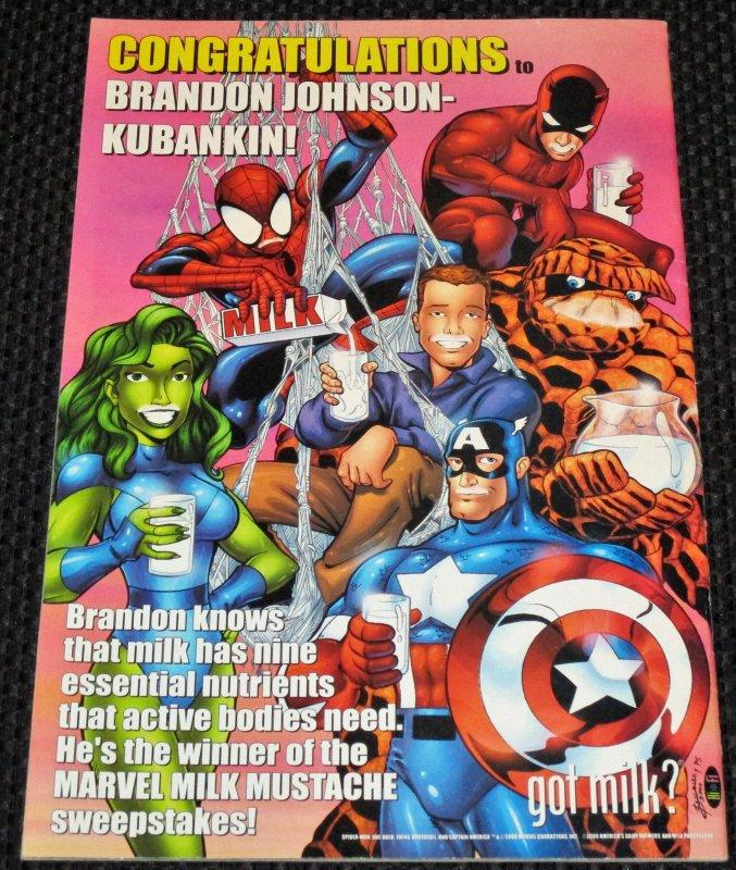 Avengers Infinity #3 (2000)