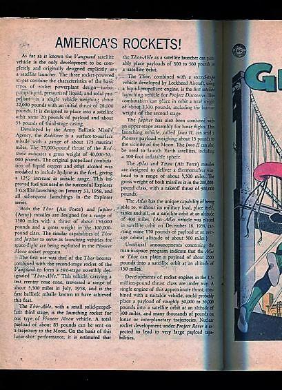 SHOWCASE  #24  3rd GREEN LANTERN 1.8  (GD-) CREAM PGS (1960) KEY EARLY GL BOOK