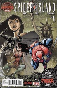 Spider Island #1