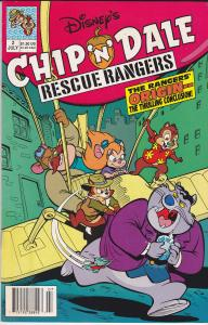 Chip n Dale Rescue Rangers #2