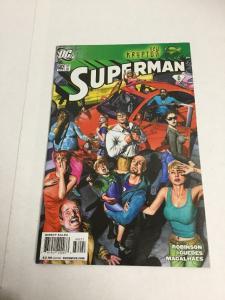 Superman 682 Variant Nm Near Mint DC Comics