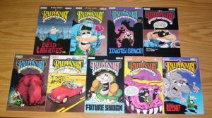 Ralph Snart Adventures vol. 2 #1-9 VF/NM complete series - marc hansen - now set