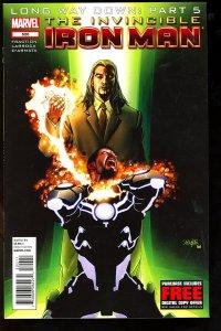 Invincible Iron Man #520 (2012)