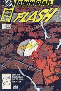 Flash (1987 series) Annual #2, VF+ (Stock photo)