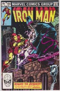 Iron Man #164