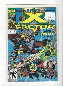 X-Factor #77 All New, All Different Peter David NM