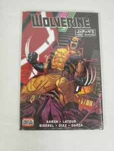 Wolverine Japan's Most Wanted Hardcover HC Marvel NEW SEALED Collects 1-13