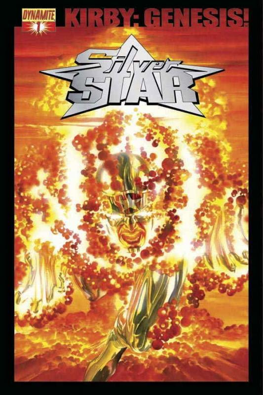 Kirby Genesis: Silver Star #1A VF/NM Dynamite - save on shipping - details insid