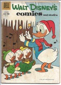 Walt Disney's Comics and Stories #232 Jan., 1960 (GD)