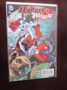 Harley Quinn #1C - VF - 2014