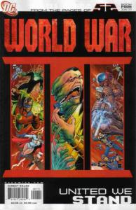 52/WW III Part Four: United We Stand #1 FN; DC | save on shipping - details insi