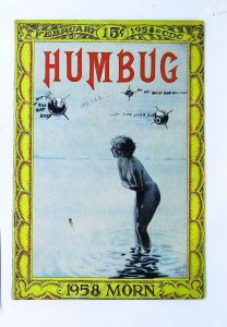 Humbug (1957 series) #2, Fine (Actual scan)