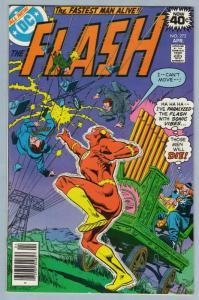 Flash 272 Apr 1979 NM- (9.2)