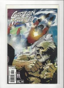 Captain Marvel #30 (2002) Peter David Marvel Comics NM