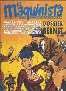 El Maquinista numero 04 (septiembre 1991)