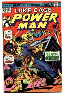 Power Man #24 First appearance of Black Goliath Marvel 1975