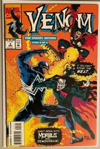 Venom enemy within #2 6.0 FN (1994)