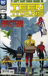 Teen Titans (6th Series) #17 VF/NM; DC | save on shipping - details inside
