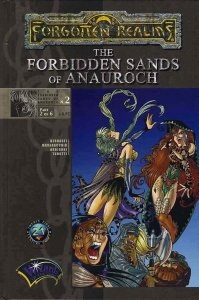 Forgotten Realms: The Forbidden Sands of Anauroch HC #2 VF/NM; Twenty First